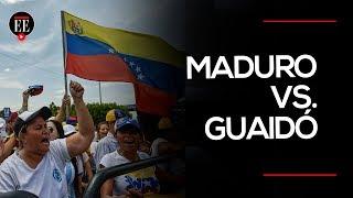 Maduro: el ingreso de donaciones es el inicio de una intervención militar | El Espectador