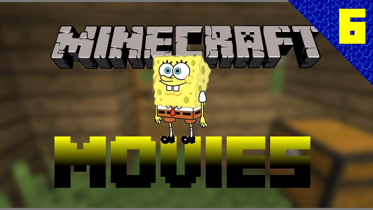 Minecraft Movies: Spongebob Map Part 6 (KELP FOREST) - YouTube