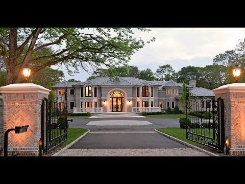Luxury Long Island Property Tour With Maria Babaev: 18 Elmhirst, Old Westbury - Guetta Building Co.
