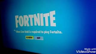 OMG !! Good news for xbox players !! I found a BRAND NEW WAY-how to play fortnite without xbox live