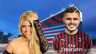 """Wanda nara: """"there was the possibility of bringing mauro to milan. going france most difficult choice for me. obviously, a like milan would..."""