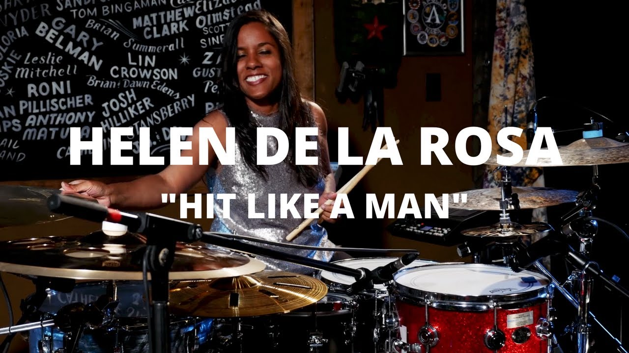 360 - Helen De La Rosa: Defying the odds - Drummer's