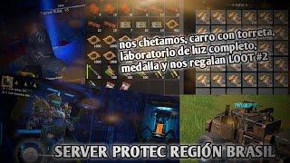 Last island of survival, serie protec, camino a la medalla #2 ganamos servidor protec 2 medallas