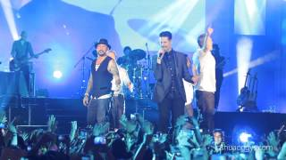 [HD] Drowning - Backstreet Boys at 2013 Twin Towers Alive Concert