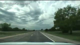 4/26/2015 Ben McMillan Live Storm Chasing Feed from North Texas