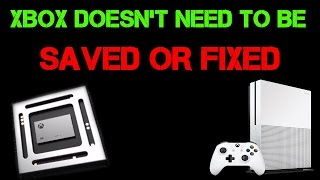 No, Xbox Doesn't Need To Be Fixed Or Saved Just Because PS4 Finally Has A Good Game