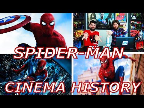 Spider-Man Cinema History Retrospective - Cape and Cowl Cast #17 - Part 5