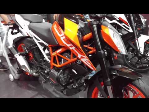 Launching KTM DUKE 390 & 250 2k17 model at Krishnanagar,Nadia (WB)
