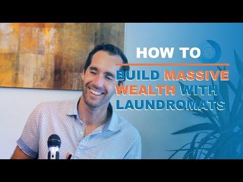 Financial Freedom Through Laundromat Ownership