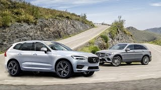 2018 Volvo XC60 Vs 2016 Mercedes GLC