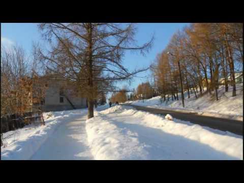 Зима в Зубцове