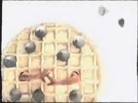 Barrie Buckner Voice Over  Kellogg's Eggo Chocolate Waffles