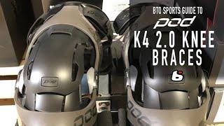 POD MX - K4 2.0 Knee Brace | BTO Sports Warehouse Review