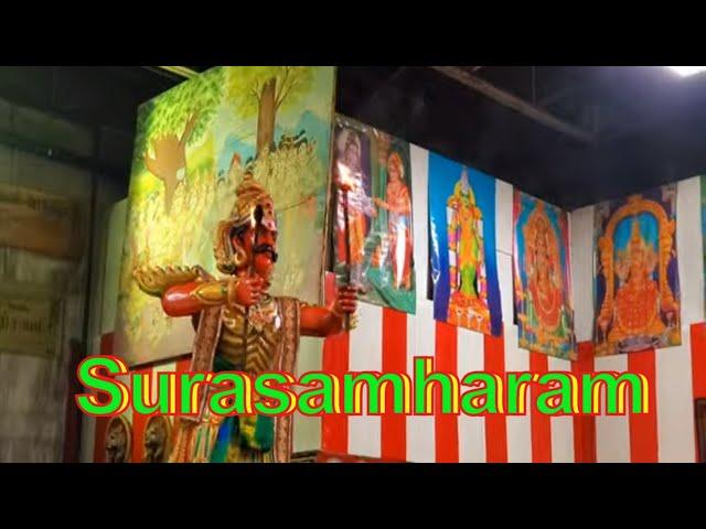 Surasamharam Kandha sashti festival at Canada kali kovil 2019