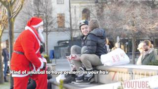 Magic Santa Prank