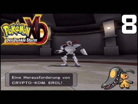 Pokemon XD: Der Dunkle Sturm [8] EROL und die Crypto CD