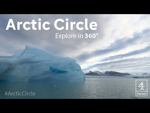 Arctic Circle: explore in 360