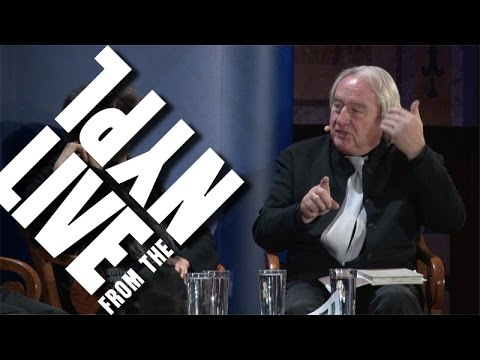 Steven Holl - Idea and phenomena in architecture | LIVE from the NYPL
