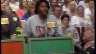 The Price is Right   1/14/02, pt. 1