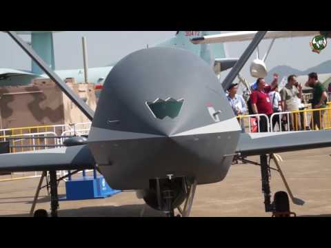 Zhuhai AirShow China 2016 news Day 3 drones UAVs combat figh
