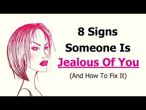 8 Signs Of Jealousy And Envy That You Should Know