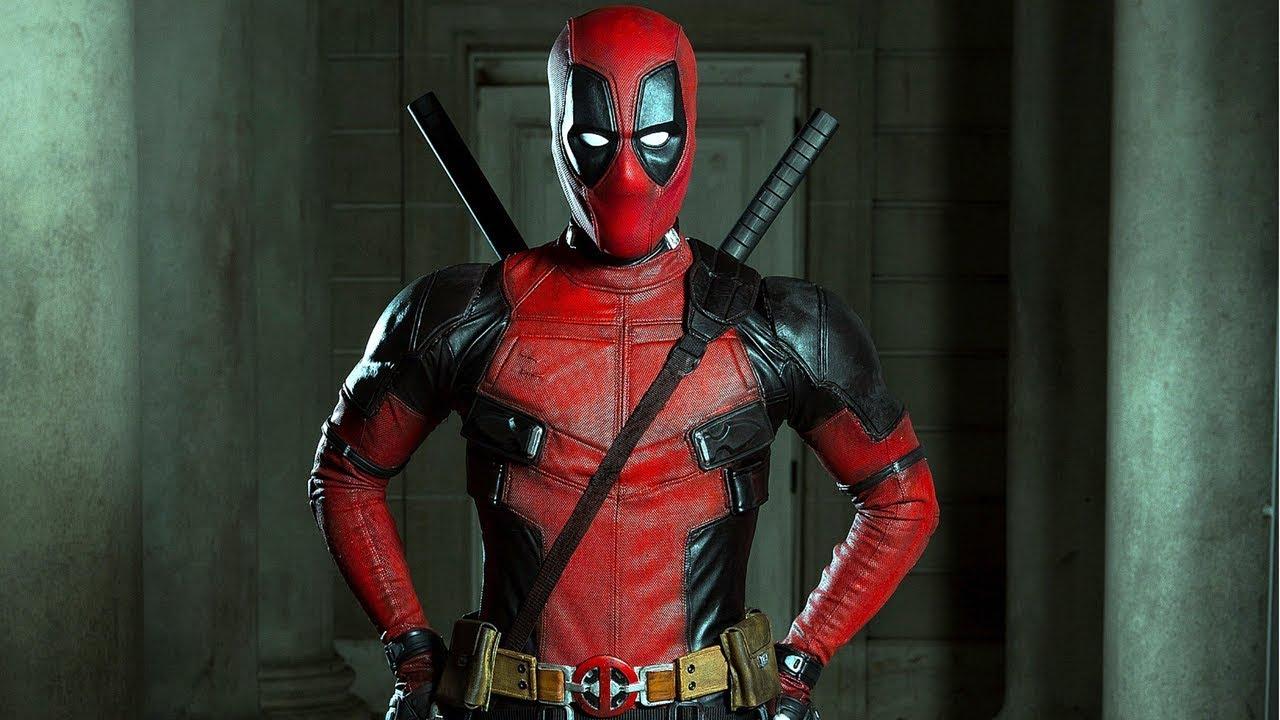 Becoming Deadpool Deadpool Costume Movie Replica Youtube