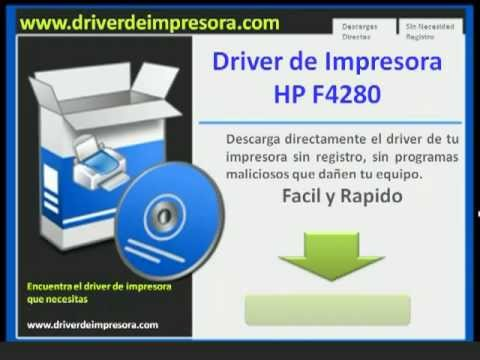 driver da impressora hp deskjet f4280 para windows 7
