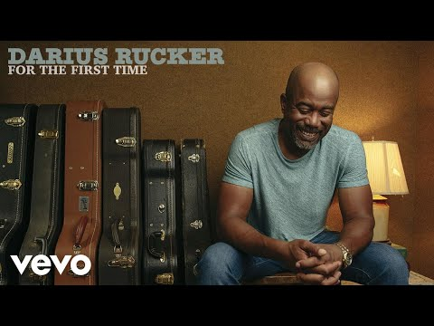 Darius Rucker - For The First Time (Audio)