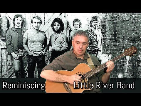 Reminiscing - Little River Band - Fingerstyle Guitar, HD Lesson Available To Download!