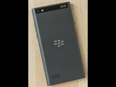 Blackberry LEAP TEST Complet