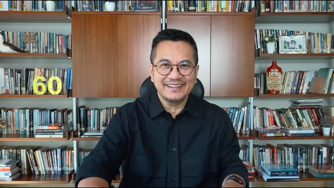 The Senior Pastor's Words: New Normal in IFGF Jakarta