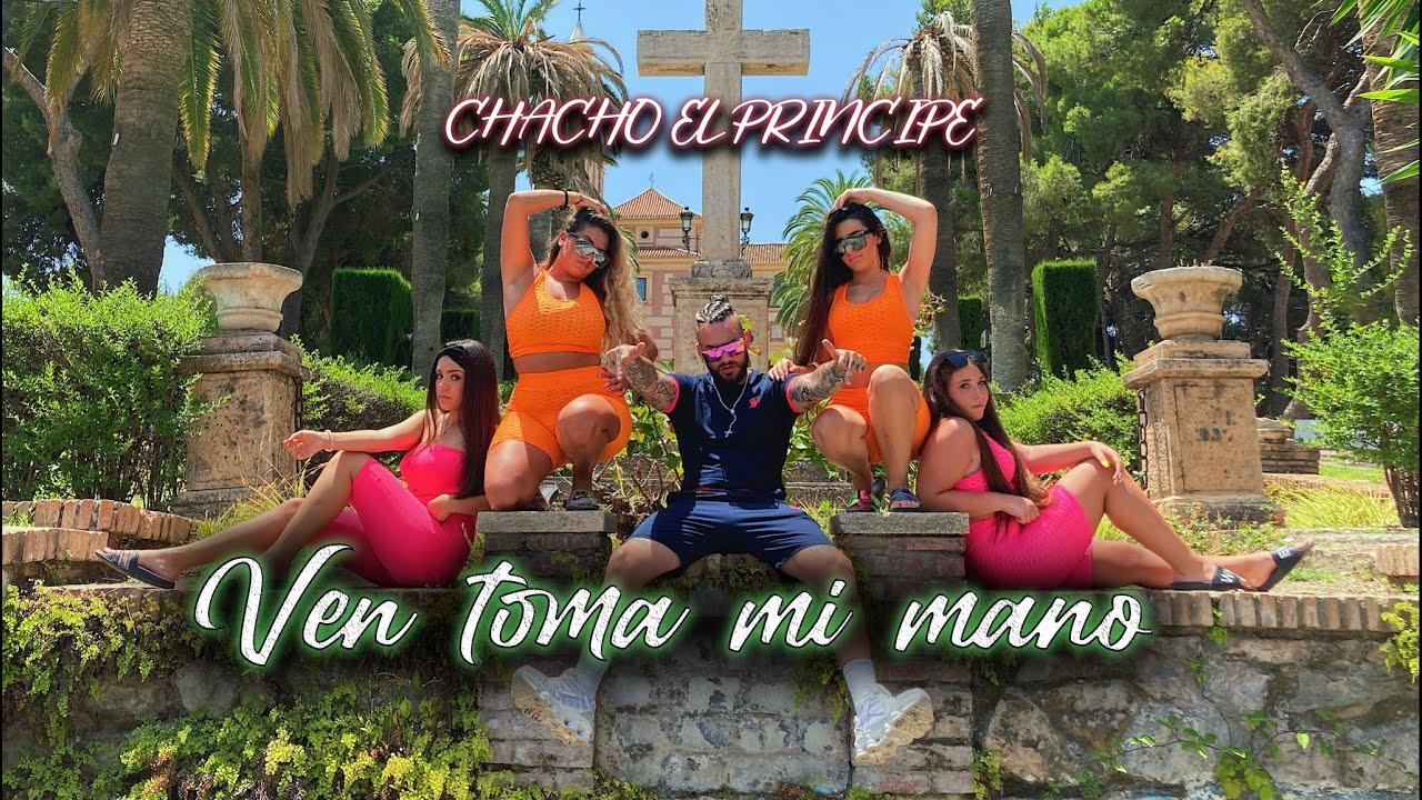 VEN TOMA MI MANO - CHACHO EL PRINCIPE