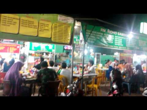 Food Court and Street Food, Batam Island