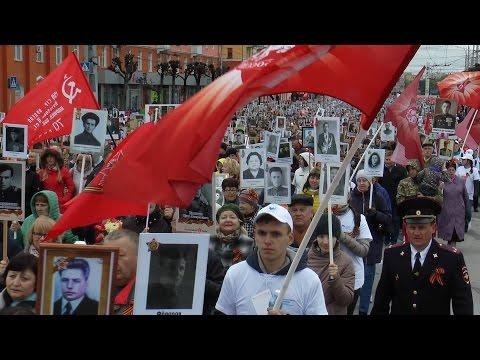 День Победы в Рязани 2017