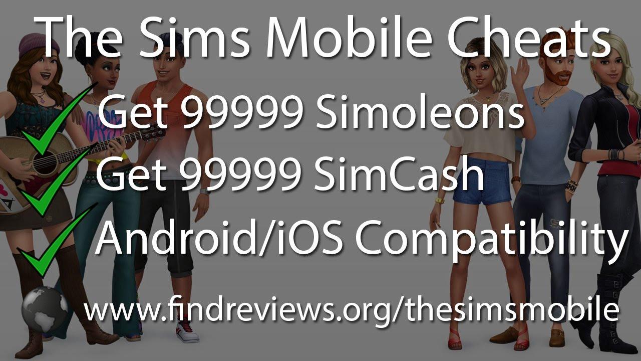 The <b>Sims</b> Mobile <b>Cheats</b> - Get 99999 Simoleons and SimCash - YouTube