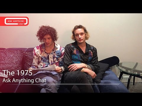 The 1975 Talk About The Questions They Wouldn't Answer & Meet & Greets. Full Chat Here