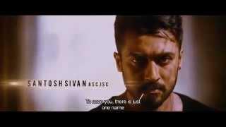 Anjaan Official Trailer 2014 HD - Suriya, Samantha