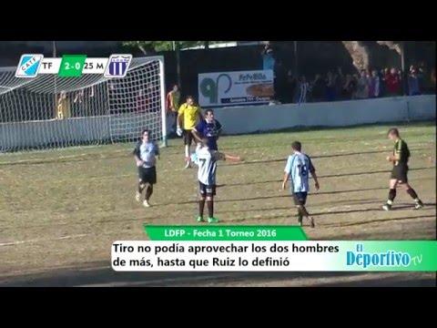 El Deportivo tv - Programa n5 - Primera fecha Liga de Punilla 2016