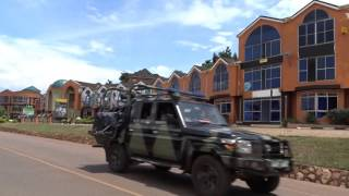 Museveni escort in Uganda 27-02-2016