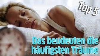 Traumdeutung: Das bedeuten die häufigsten Träume - fallen, zu spät kommen, Verfolgung, Prüfung
