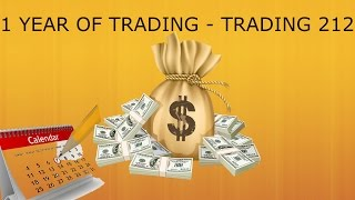 1 YEAR OF TRADING - Trading 212 Forex Trading #41