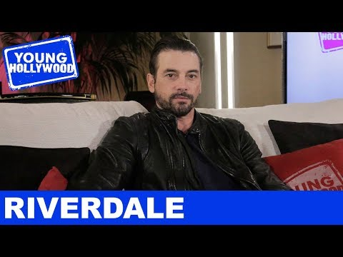 Skeet Ulrich: Take a Turn on Riverdale Rapid Fire!