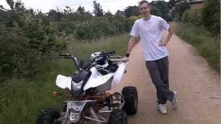 200cc Quad Bike My Mates Quad
