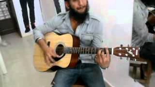 BHULA DO BHULA DO(An awsome song by REATH) acoustic cover-Paramjeet Singh