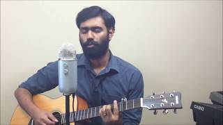 Venpani Malare (Power Paandi) Guitar Cover