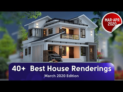 Best 41 House Renderings Of March 2020