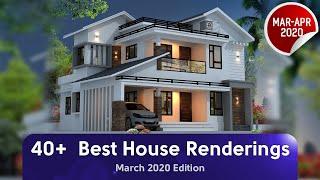 Best 41 House Renderings Of March 2020