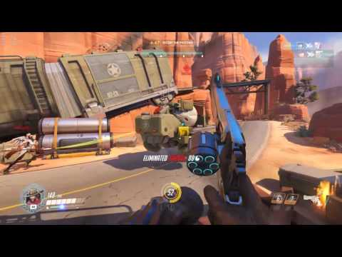 McCree Cleanup