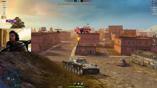 WoT Blitz - Такого боя у нас не будет. Фугасный беспредел Су-152 - World of Tanks Blitz (WoTB)