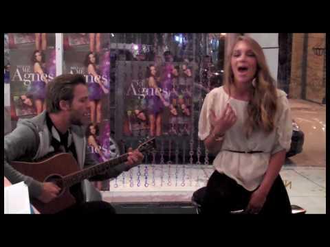 Agnes - Release Me (Live Acoustic Performance)